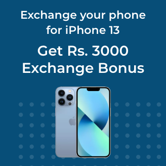 Exchange your old phone for new iphone 13